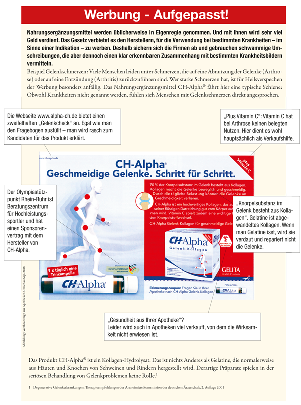 Werbung Aufgepasst GPSP 2007,06