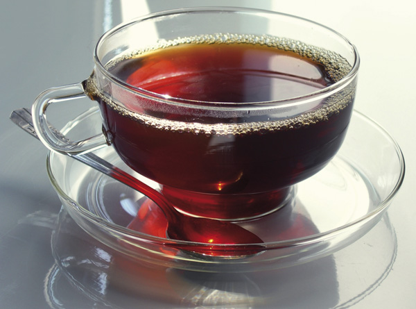 Tee, Bronchitis