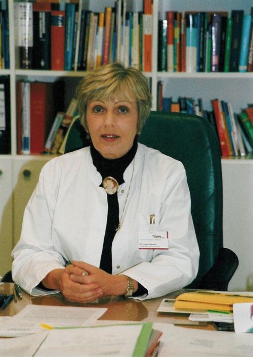 Dr. Gisela Albrecht