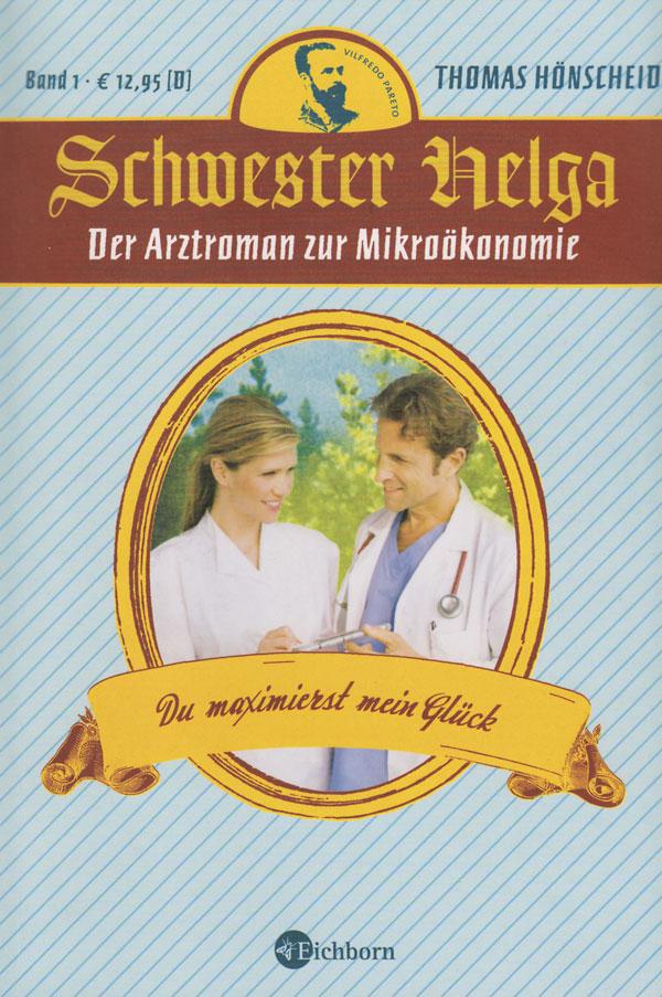 Schwester Helga, Arztroman