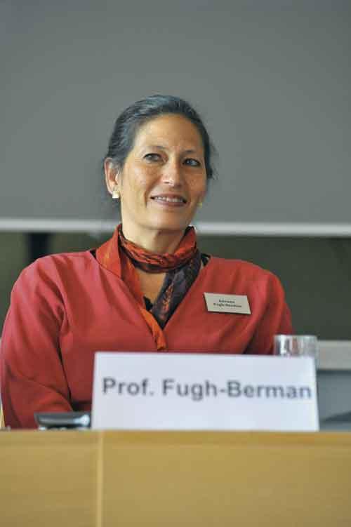 Dr. Adriane Fugh-Berman