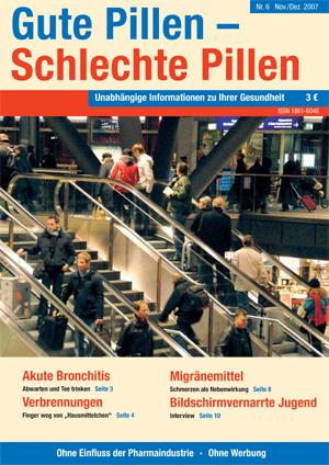 Nr. 6 Nov./Dez. 2007