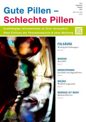 GPSP Heft 5/2015 Cover
